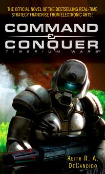 command-conquer-tiberium-wars-novel