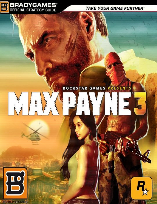Max Payne Front Cover Lucca Comics Games Guida Completa