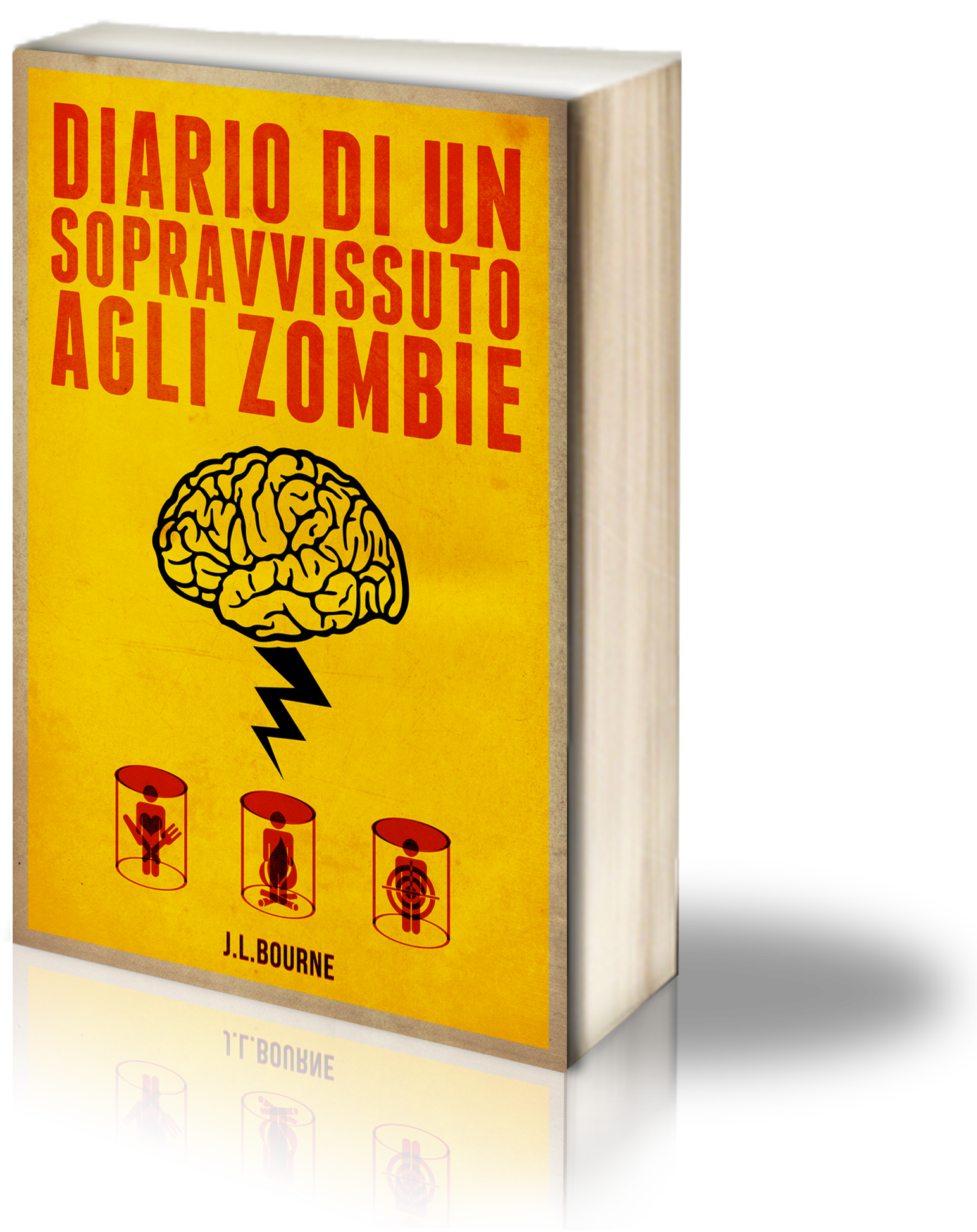 Diario di Un Sopravvissuto agli Zombie-3D