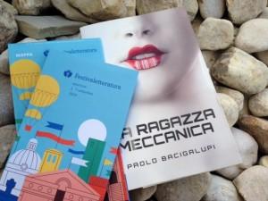 La Ragazza Meccanica al #festlet 2014