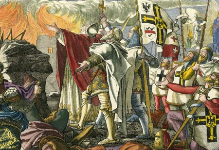 Teutonic Knights in Acre