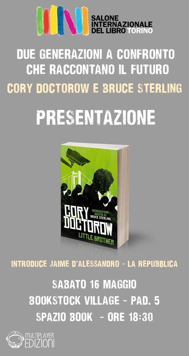 Invito_CoryDoctorow