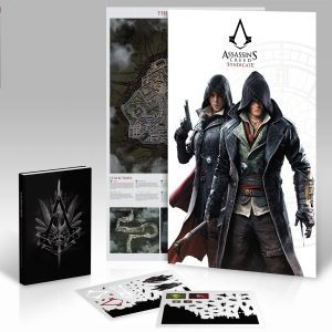 Assassin's Creed Syndicate - CE Contents