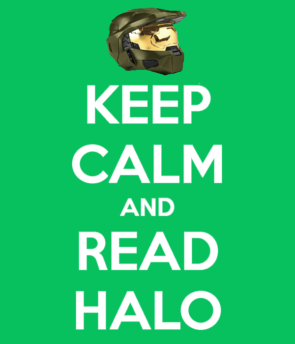 keep-calm-and-read-halo
