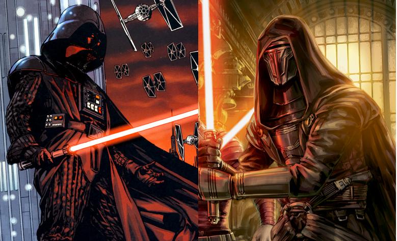 Revan-v-Vader
