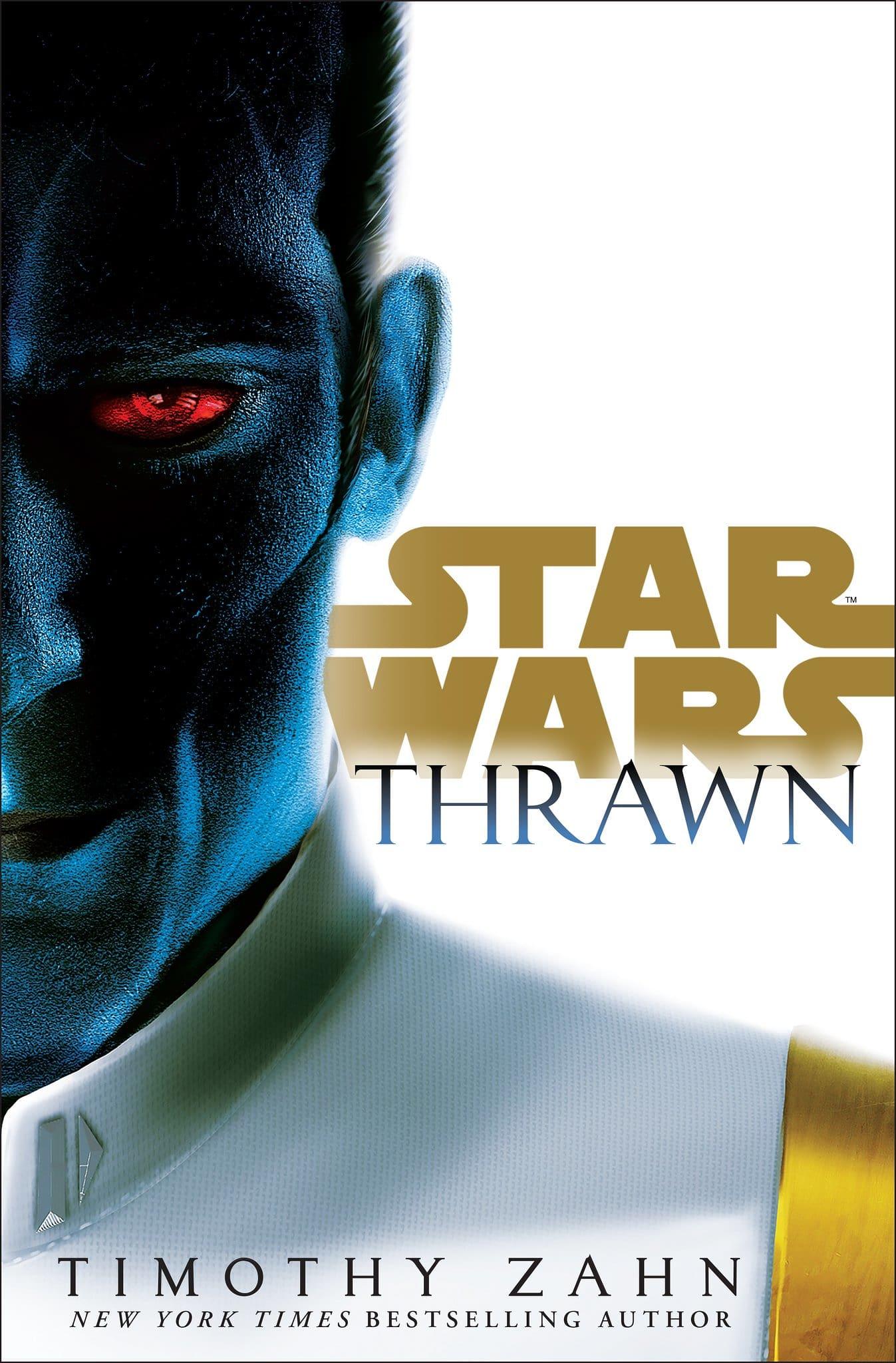 Risultati immagini per thrawn star wars