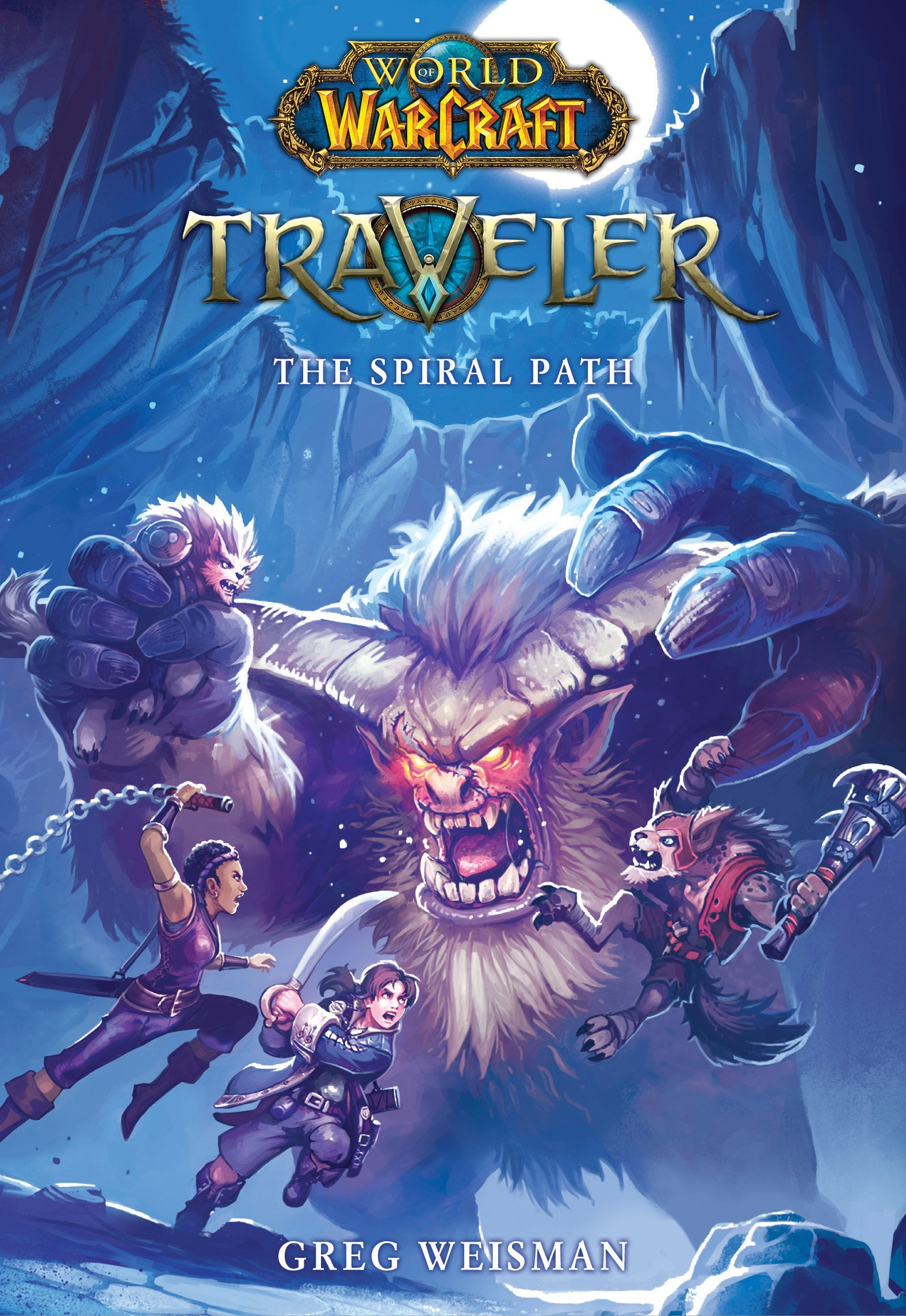 World Of Warcraft Traveler – La Spirale